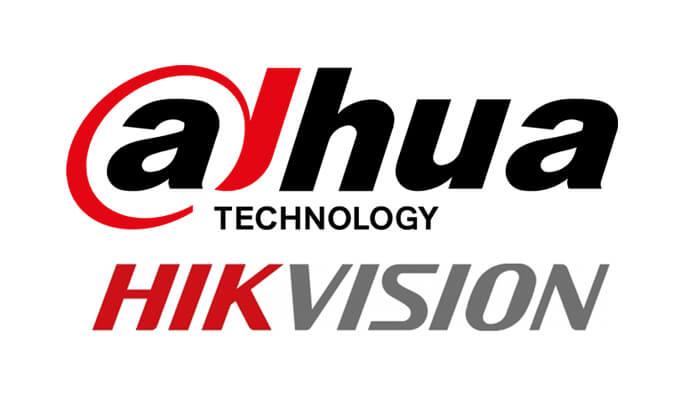 Видеонаблюдение Hikvision и Dahua